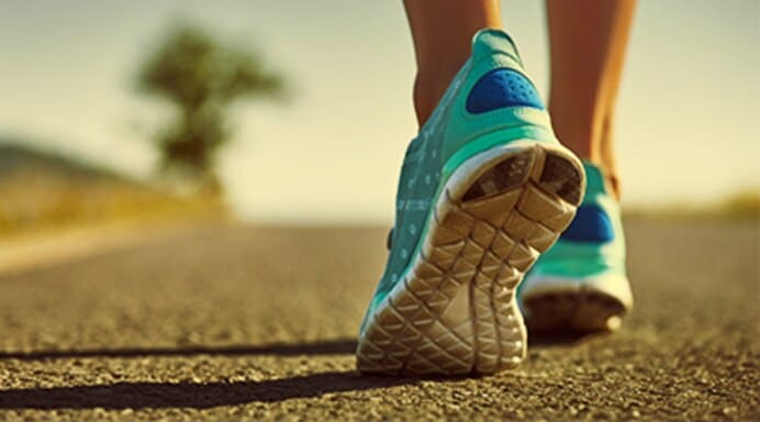 Why walking more is good for you health